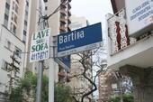 Placas de rua de São Paulo