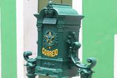 Caixa antiga de correio