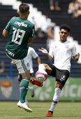 Corinthians x Palmeiras Sub 20
