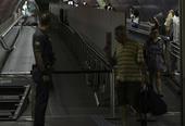 Metrô remove esteiras na Estação Paulista