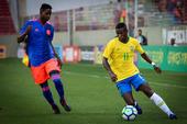 Brasil x Colômbia Sub 20
