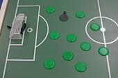 Jogo de futebol de botão