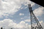 Torre de distribuição de energia