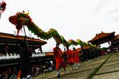 Templo Zu Lai comemora Ano Novo Chinês