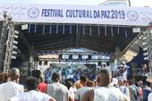 Festival Cultural da Paz Filhos de Gandhy