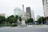 Obelisco Av Rio Branco