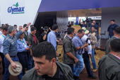 Paraguayan President at the INNOVAR fair