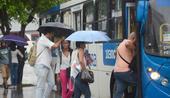 Chuva forte causa caos em Salvador