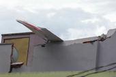 Avião cai próximo a almirante Barroso