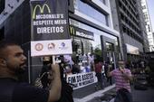 Protesto McDonalds