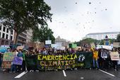 Greve mundial pela mudança climática