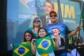 Ato pro Bolsonaro em Campinas