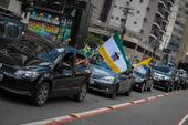 Ato pró Bolsonaro em Belém