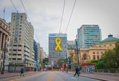 Maio amarelo em São Paulo