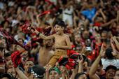 Flamengo x Atletico PR