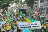 Ato Pró Bolsonaro e Reforma no Recife