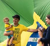 Ato Pro Bolsonaro no Rio de Janeiro