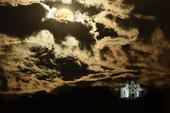 Lua Cheia em Braga Portugal