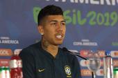 Treino da Seleção Brasileira em Salvador
