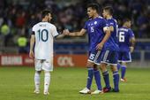 Argentina x Paraguai