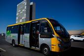 Ônibus movido a biodiesel em DF