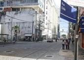 Rua Chile em Salvador