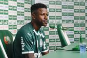 Apresentação Ramires no Palmeiras