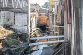 Investimento em saneamento diminui