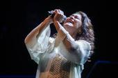 Show da cantora Joana