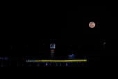 Lua cheia em Belo Horizonte