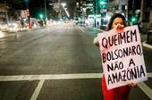 Ato em favor da Amazônia em SP