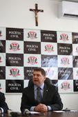 Reunião Secretário Executivo Policia Civil