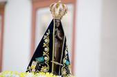 Estátua de Nossa Senhora Aparecida