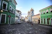 Largo do Pelourinho em Salvador