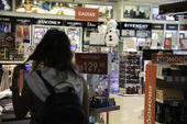 Novo limite de compras em lojas Duty Free