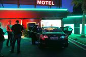 Crime no motel