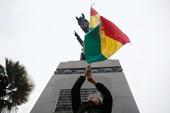 Evo Morales renuncia ao poder na Bolívia