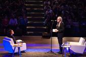 Patti Smith lança livros no Sesc Pompéia
