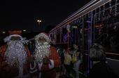 Carreata ônibus natalinos São Paulo