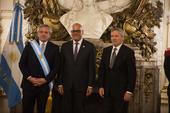 Alberto Fernández assume governo Argentina