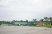 Deterioração da pista olímpica de BMX