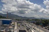 Trânsito Avenida Brasil RJ