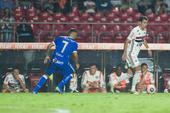 São Paulo FC x Água Santa