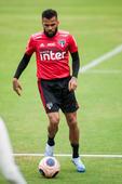 Treino do São Paulo FC