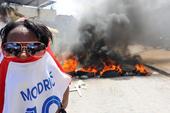 Protesto em presídio do Recife
