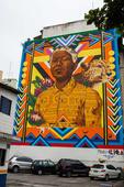 Grafite de Nelson Mandela