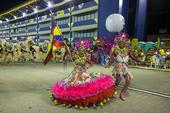 Desfile das Escolas de Samba de Belém 2020