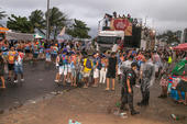 Bloco Evangélico desfila no Rio de Janeiro
