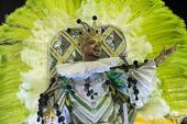 Desfile Escolas de Samba Carnaval RJ 2020