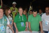 Apuração das escolas de samba de RJ